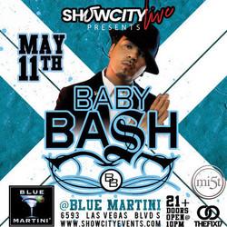 Baby Bash Live in Las Vegas