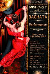 Bachata performance mini party