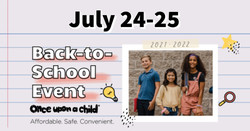 Back to School Event at Once Upon A Child (huge name-brand clothing reveal!) 6 Columbus Stores.