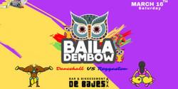 Baila Dembow : Dancehall vs Reggaeton