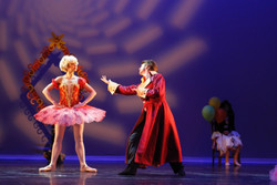 Ballet Ariel Presents The Toy Maker's Doll, Coppelia