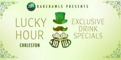 Barcrawls.com Presents Charleston St. Patrick's Eve Lucky Hour