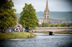 Baxters River Ness 5k, 6 October 2019, Inverness Scotland