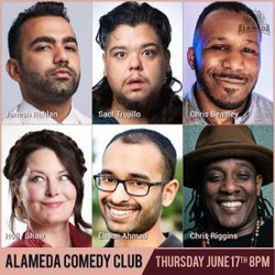 Bay Area Comedy Showcase - Thursday June 17th at 8pm