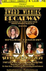 Bay Street Cabaret: Award Winning Broadway
