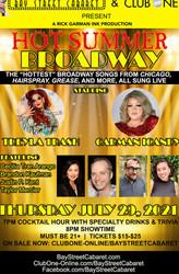 Bay Street Cabaret: Hot Summer Broadway