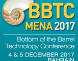 Bbtc Mena 2017 - Bottom of the Barrel Technology Conference