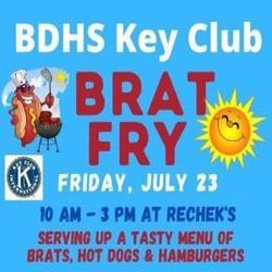 Bdhs Key Club Brat Fry