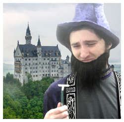 Beardius the Wizard