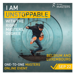 Belgium and Luxembоurg Masters Event - September 22