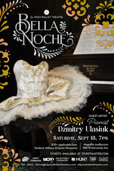 Bella Noche: An Evening of Latin-Flavored Classical and Contemporary Dance