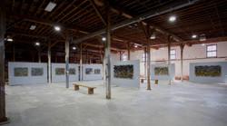 "Ben Miller ""Fly Cast Paintings"""