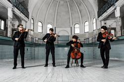 Berlin's Vision Quartet coming to Providence - Only New England appearance!