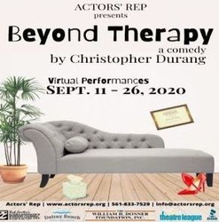 Beyond Therapy by Christopher Durang