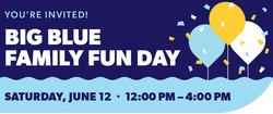 Big Blue Swim School Chantilly Family Fun Day