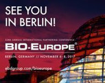 Bio-europe 2017 | November 6-8 in Berlin, Germany