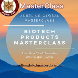 Biotech Products Masterclass