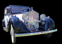 Black Diamond Invitational Car Show