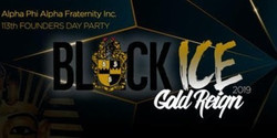 Black Ice - Gold Reign 2019 hosted by The Dc Alphas