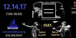 Black Lines Poetry