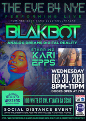 Blakbot-analog Dreams_digital Reality-live in Concert