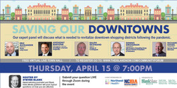 Blank Slate Media Presents: Saving Our Downtowns