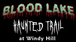 Blood Lake Haunted Trail at Windy Hill