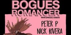 Bogues, Romancer, Peter P, Nick Rivera