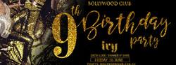 Bollywood Club's 9th Birthday Party