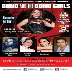 Bond And The Bond Girls
