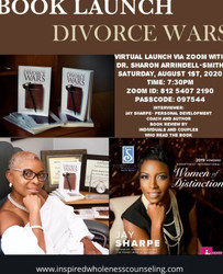 "Book Release Party for ""Christian Divorce Wars"""
