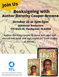 Book signing with Author Dorothy Cooper-Browne