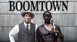 Boomtown: A Musical Comedy