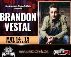 Brandon Vestal - Live at the Alameda Comedy Club