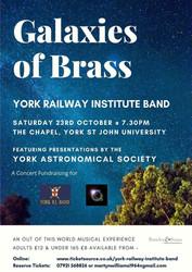 Brass Band Concert - Galaxies Of Brass