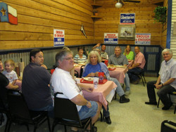 Brazos County Libertarian Party Social and Meeting