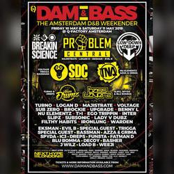 Breakin Science & Low Down Deep present Dam & Bass 2019