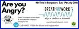 Breath@work, Peak Performance and Well-being Workshop