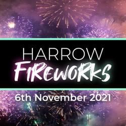 Brent | Wembley and Harrow Fireworks Display, Saturday 6th November 2021 (celebration of culture)