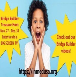 Bridge Builder Treasure Hunt