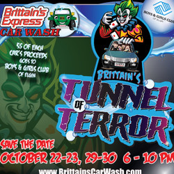 Brittain's Tunnel of Terror
