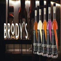Brody's Crafted Cocktails Tasting