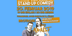 Brotdose Kunst #2 - Stand Up Comedy Lübeck (Headliner: Marvin Osterhof)