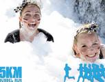 Bubbel Run Den Haag 2.5km en 5km