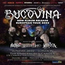 Bucovina - Album Release Show at The Underworld Camden - London