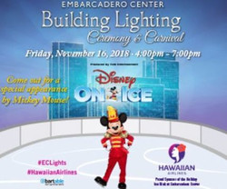 Building Lighting Ceremony