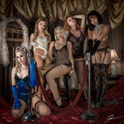 Burlesque Cabaret