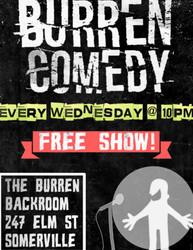 Burren Comedy