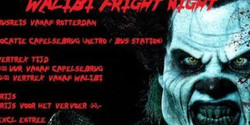 Busreis walibi fright night 29 oktober