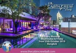 Cabin Crew Ball Bangkok